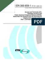 ETSI EN 300 659-1 V1.3.1 (2001-01) _en_30065901v010301p