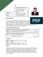 Franklin Ruiz Ruiz CV