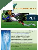 g...1. Cambio Climatico Clese 2009