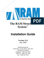 Ram Installation Guide