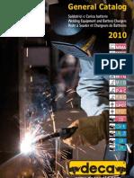 Deca Catalogo 2010 I-gb-f