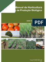 Manual de Horticultura No Modo de Producao Biologico