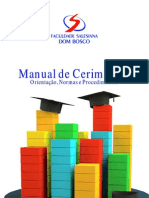 Manual de Cerimonias FSDB