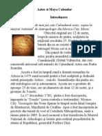Aztec Amp Mayan Calendar Ro