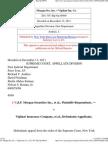 J.P. Morgan Sec. Inc v. Vigilant Ins.co-12!13!2011