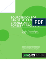 Pearson 2005 - Source Book for Land Use, Land - Use Change and Forestry Projects