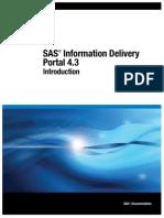 SAS Information Delivery Portal from sas.com