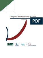 Programa Maestro Nacional Ostion