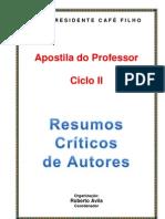 Apostila de Autores