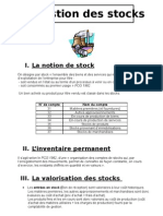 la gestion des stocks