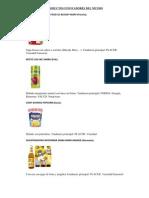 Productos In Nov Adores Del Mundo