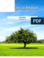 Financial Analyst CFA Study Notes