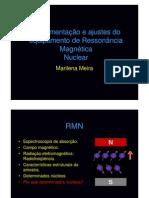 Instrumentação RMN