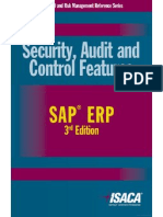Security Audit and Control Features