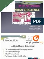 36614480 Presentation on Mtv Arabia Case Study