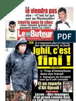 LE BUTEUR PDF du 03/01/2012