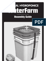 WaterFarm Instructions