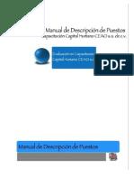 Manual de Descripción de Puestos