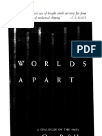 Barfield, Owen - Worlds Apart - English