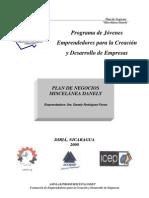 Plan de Negocios Danely Rodríguez