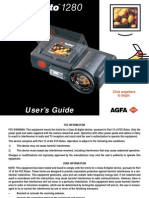 Agfa ephoto 1280 User Guide
