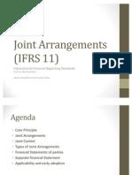 Joint Arrangements (IFRS 11)