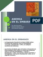 Anemia y Trombocitopenia en El Embarazo