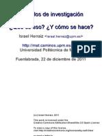 Research Papers (Artñiculos de Investigación)