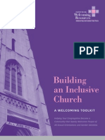 LGBT Welcoming Inclusing Church Toolkit
