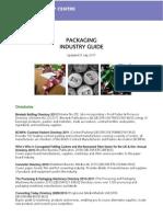 Packaging Industry Guide