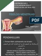 Fisiologi Menstruasi