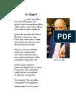 POESIA Impressão Digital (António Gedeão)