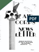 Air Force News ~ Jan-Jun 1935
