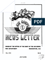 Air Force News ~ Jul-Dec 1935