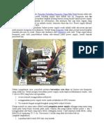 Memperbaiki PowerSupply