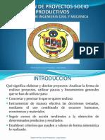 Módulo Gestión de Proyectos 2011