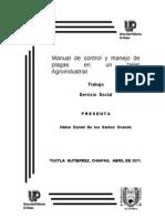 Manual de Plagas en Taller de Agro 3 (1)