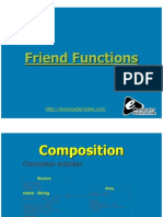 Computer Notes - Friend Functions