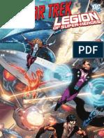 Star Trek/Legion of Superheroes #4 Preview