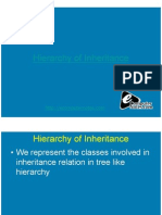 Computer Notes - Hierarchy of Inheritance