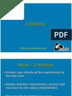 Computer Notes - Inheritance