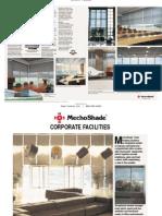 Corporate Brochure MechoSystems MechoShade