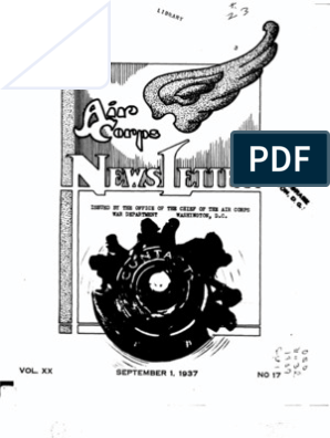 Air Force News ~ Sep-Dec 1937   Armed Conflict   Nature