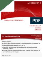 02. Normas de Auditoria