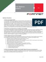 Fortinet Fg620b Faq
