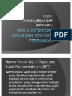 pajak bab 2&3