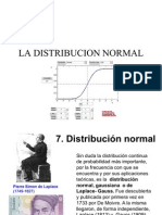 7 Distribucion Normal Total