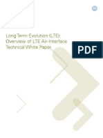 LTE Air Interface White Paper
