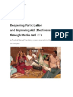 Deepening Participation and Improving Aid Effectiveness Through Media and ICTs Paper Final WEB[1]