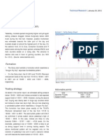 Technical Report 3rd January 2012
